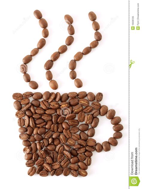 Tumbler Coffee Bean coffee bean cup stock image image of freshness colour