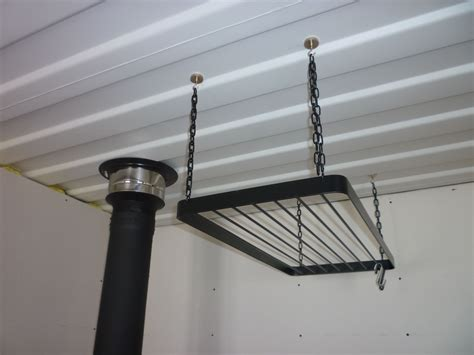 Ceiling Mounted Drying Rack by Ceiling Mount Drapery Track Ceiling Tiles