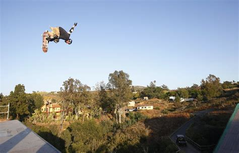 bob burnquist backyard bob burnquist s megar is dreamland for skateboard