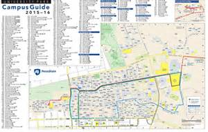 Penn State University Campus Map by Map Of Georgia State University Campus Calendar Template