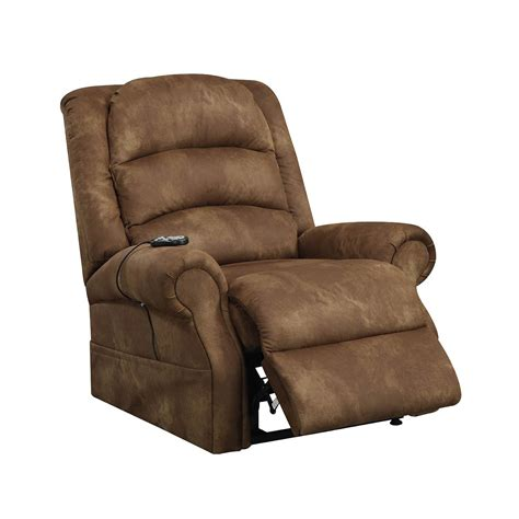 comfortable recliner home meridian comfort lift recliner