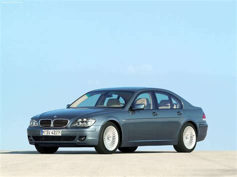 bmw information line bmw 750li with shadow line 2006 pictures information