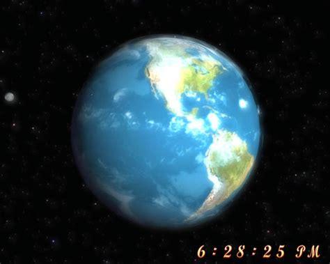 imagenes para pc con movimiento real 3d free 3d earth screensaver descargar