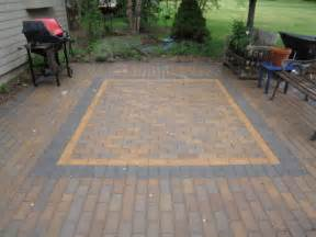 Cost Of Brick Paver Patio Brick Pavers Canton Plymouth Northville Arbor Patio Patios Repair Sealing
