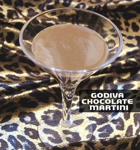 godiva chocolate martini baileys godiva chocolate martini recipe