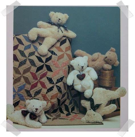 pattern magic crater teddy bear magic pattern applique quilt pattern