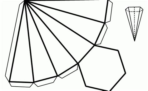 figuras geometricas moldes para armar figuras geometricas para recortar figuras geometricas