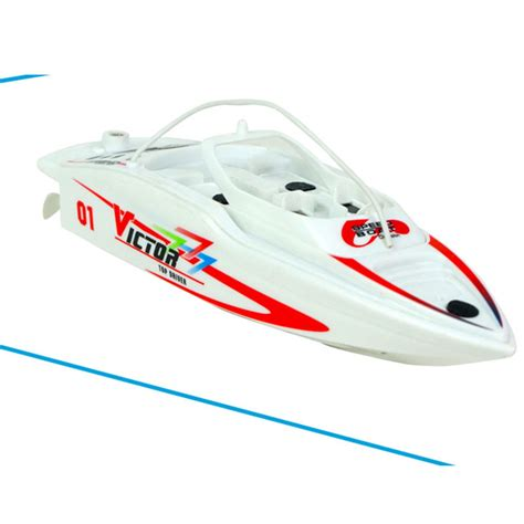 speed boat in pool 2pcs high speed radio remote control rc boat ship w
