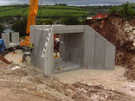 precast concrete culvert sections precast concrete box culverts shaymurtagh ie