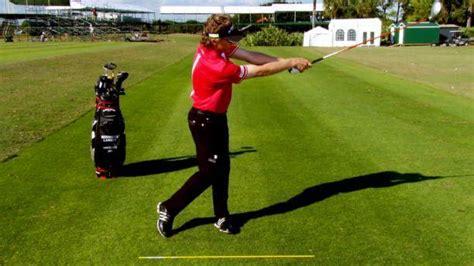 bernhard langer swing golf channel academy bernhard langer on proper extension