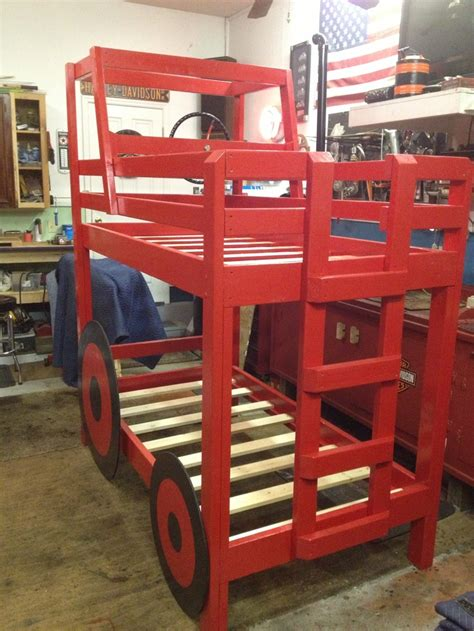 tractor bunk bed tractor bed woodworking pinterest tractor bed beds