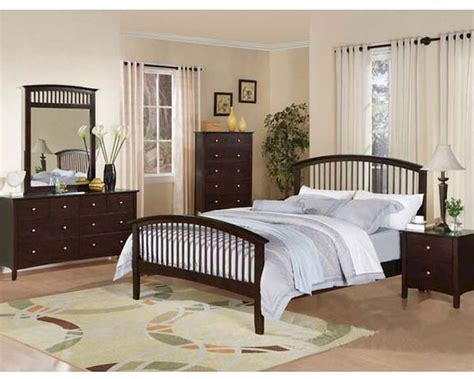 acme furniture bedroom acme furniture bedroom set in espresso ac06670tset