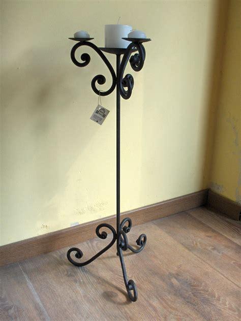 candelieri in ferro battuto candelabro la casa ferro battuto