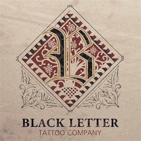 tattoo black letters black letter tattoo blackletter twitter