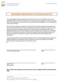 free professional consultation agreement template noam