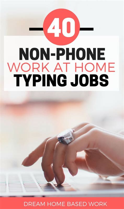 Online Typing Jobs Work From Home - best 25 jobs at home ideas on pinterest online work at