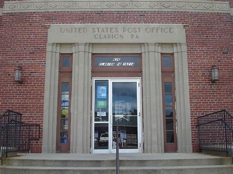 Forest Park Post Office by 77 Best Images About Hometown Clarion Pa On