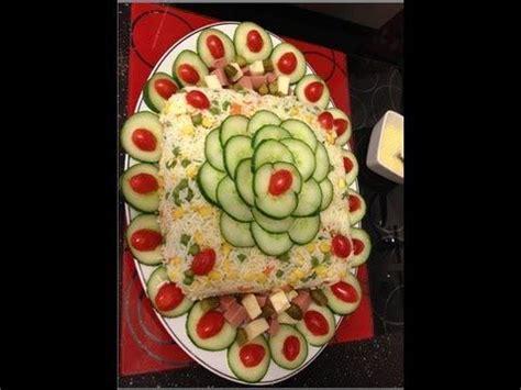 Apéritif Facile Et Original by Salade Compos 233 E Marocaine Salades