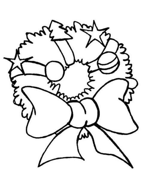 Wreath Coloring Pages Free Printable Wreath Coloring Pages Wreaths Coloring Pages