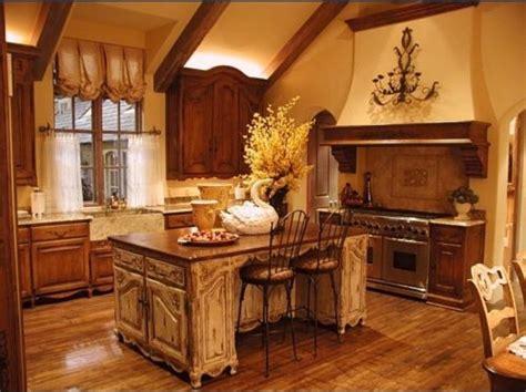 Tuscan Style Kitchen Designs Kitchens