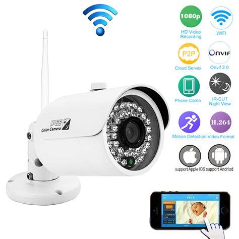 Ipcam Wifi 2mp 1080p owlcat wifi ip bullet outdoor onvif wireless network kamara 2mp hd 1080p 720p ir