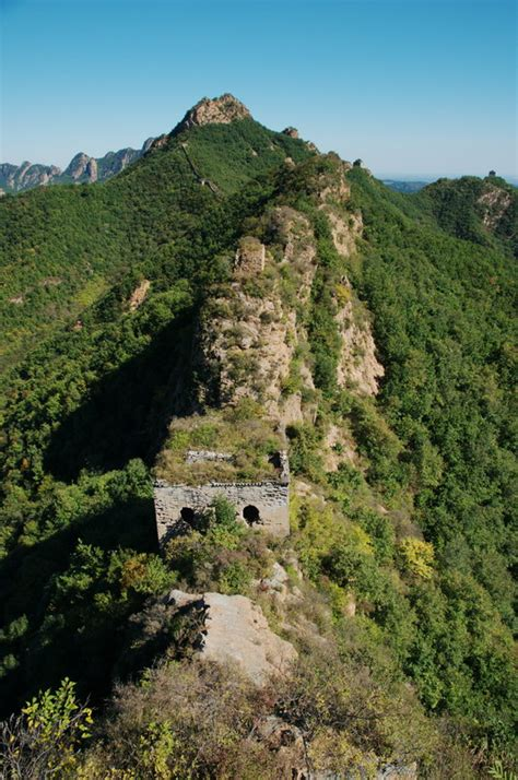 great wall sections xiaohekou great wall pictures