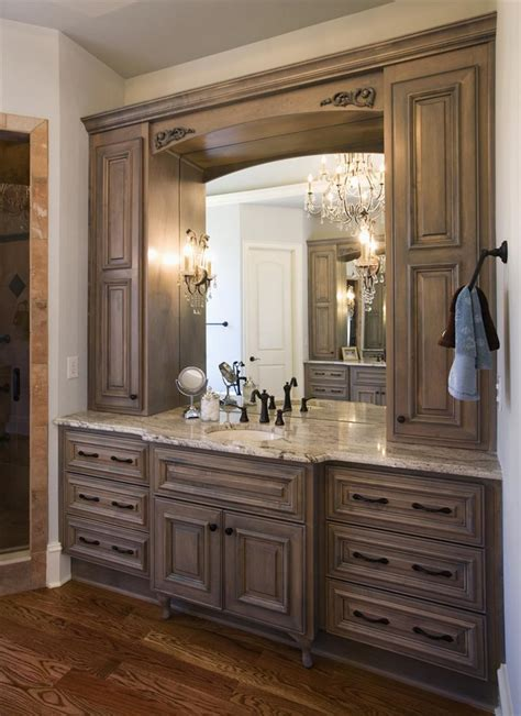 wood bathrooms custom bathroom vanity cabinets unique