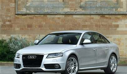 Audi A4 Options Price List by Audi A4 Saloon 3 0 Tdi Quattro Se 4dr Car Review March 2012