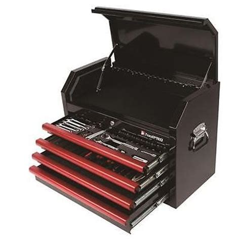 Toolpro Tool Cabinet by Toolpro Tool Kit 26 Quot 4 Drawer 111 Cheap