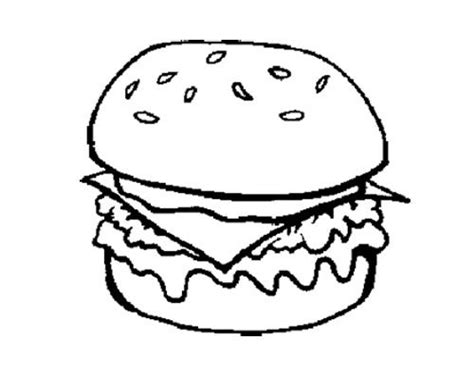 junk food coloring book totally coloring book volume 7 books the big burger junk food coloring page coloring
