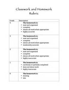 Sixth Grade Research Paper Rubric by Grading Rubric For Research Paper For 6th Grade