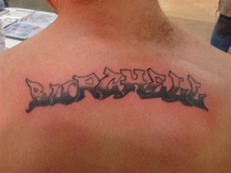 tattoo name graffiti diadtocsucmoi back tattoo name