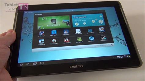 samsung galaxy tab 2 10 1 review 10 1 inch android 4 0 tablet