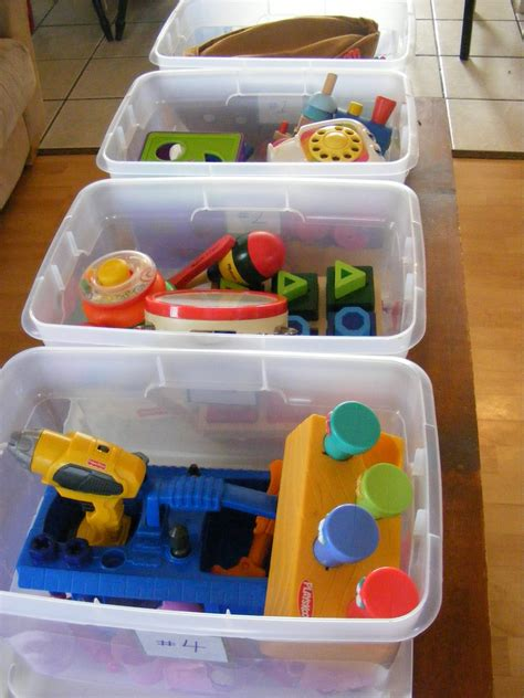 Tiny Sided Book Mainan Bayi rotation bins the complete guide to imperfect homemaking