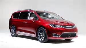 Chrysler News Canada Chrysler Unveils New Pacifica Minivan Product