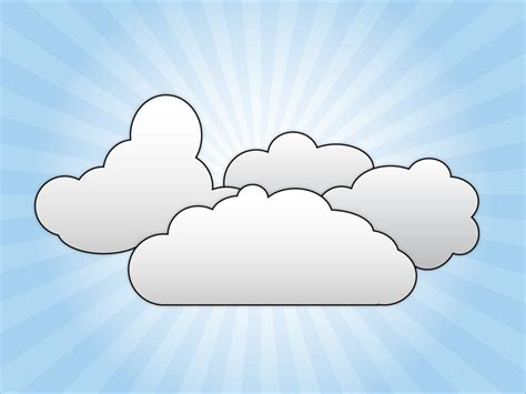 cloud clipart clouds clipart clipartion