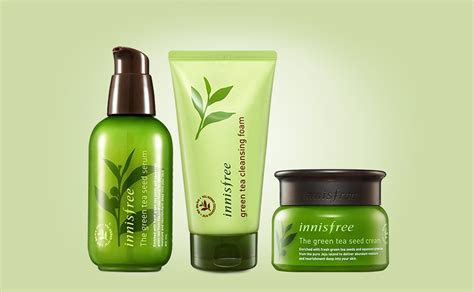 Innisfree New Green Tea Seed Serum Special Set buy innisfree the green tea seed serum special care set k webshop