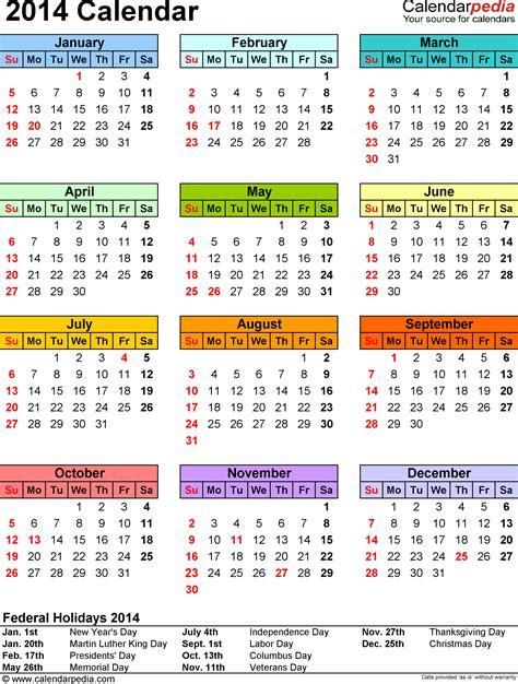 microsoft calendar templates 2014 2014 calendar template excel microsoft 2014 calendar excel