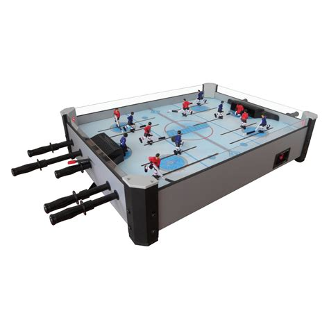 table top hockey franklin sports 32 5 in ultimate rod hockey pro table top