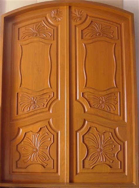 wooden door design wood design ideas new kerala model wooden front door
