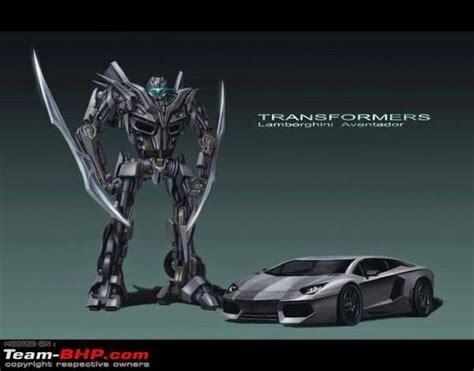 Lamborghini Transformers 4 Lamborghini Aventador Evil In Transformers 4 Mycarzilla
