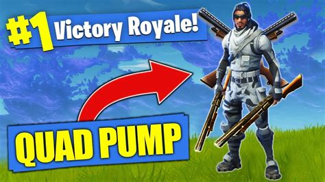 fortnite muselk the broken shotgun loadout fortnite