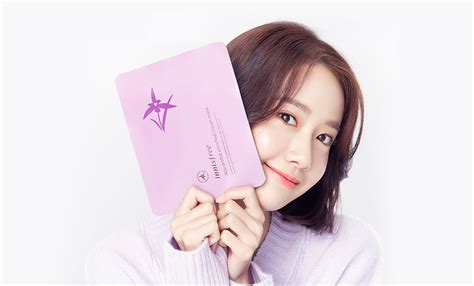 Innisfree Orchid Trial Kit set 5 mặt nạ giấy innisfree jeju orchid enriched