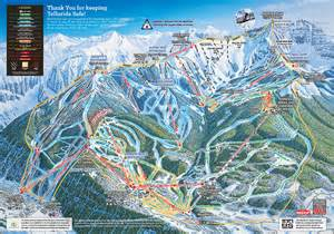skiing in colorado map telluride skimap org