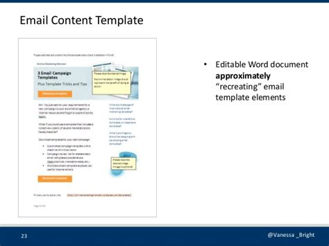 word email template marketing automation templates