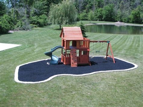 backyard playground ground cover backyard swing set ground cover outdoor furniture design