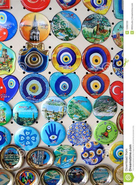 Souvenir Magnet Kulkas Turki 2 shop stands with turkish souvenirs stock image image 13382103