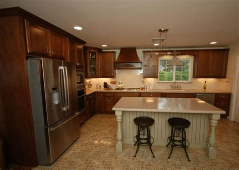 Kraftmaid Countertops by 1000 Images About Maple Kitchens On Stains