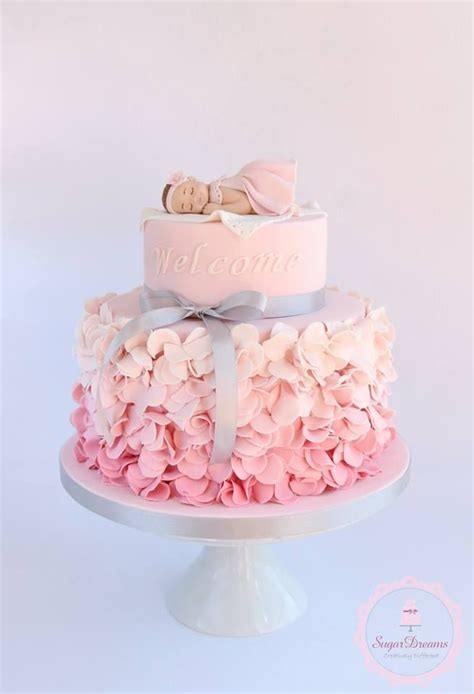 Ideas For Baby Shower Cakes by Best 25 Baby Cakes Ideas On