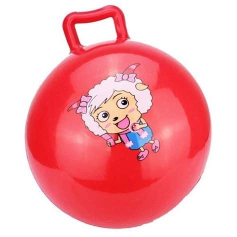Mainan Bola Anak Handle handle mainan bola anak pink
